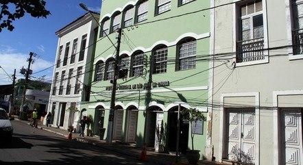 Sede da Prefeitura de São João da Barra