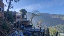 Prefeitura do Rio demole seis construções irregulares na Rocinha