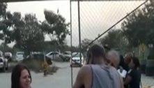 Jovem preso após sofrer assalto ganha liberdade no Rio