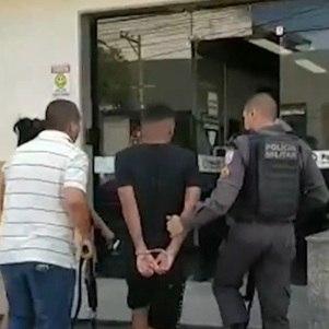 Traficante foi preso em motel