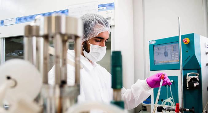 UFRJVac pode ser testada em humanos ainda este ano