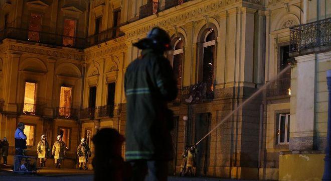 Fogo no Museu Nacional também destruiu exposição sobre cultura africana