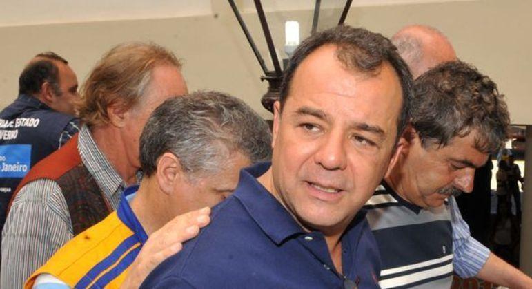 Sérgio Cabral, ex-governador do Rio de Janeiro