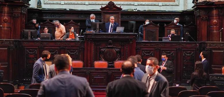 Os cinco parlamentares mais votados vão fazer parte do Tribunal Misto
