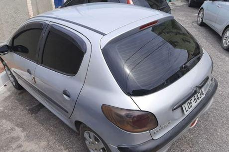 Carro usado por Pará foi encontrado perto da praia