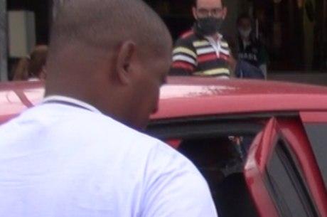 Fábio foi preso após ter sido reconhecido por foto