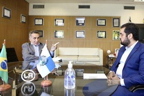 Carlos Alberto Chaves é o novo secretário de Saúde