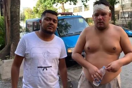 Turistas foram sequestrados e agredidos
