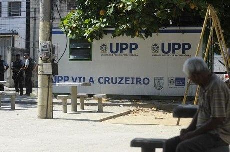 UPP da comunidade foi alvo de ataque
