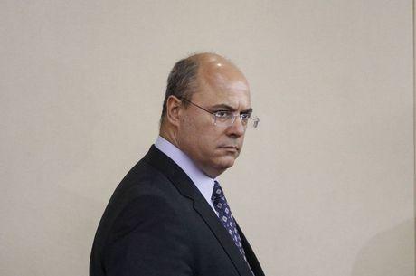 Wilson Witzel é investigado por corrupção
