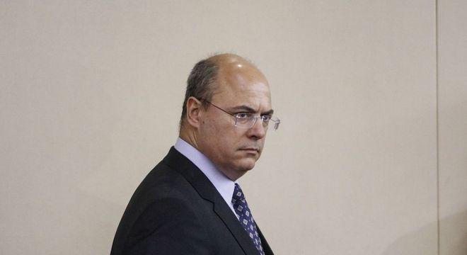 Witzel está afastado desde 28 de agosto, por determinação do STJ