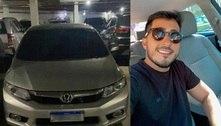 Carro de empresário desaparecido é encontrado em Santa Cruz (Rio)