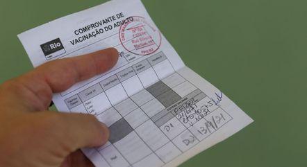 Atraso da segunda dose diminuiu 40% no Rio