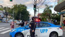 Policiamento é reforçado em área disputada por milícias no Rio