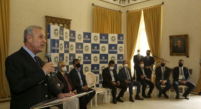 Estado do  Rio e Petrobras firmam protocolo para áreas do Polo GasLub