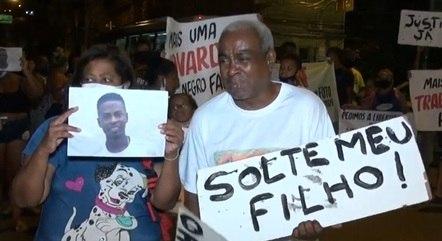 Familiares de Jeferson pedem justiça