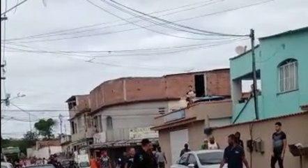 Suspeito foi detido na Vila Aliança
