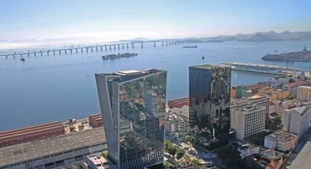 Projeto prevê oportunidades de emprego na zona portuária