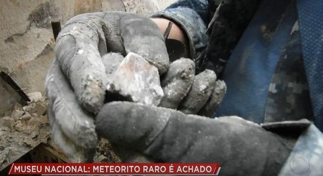 Localizado em 1869, meteorito já foi submetido a diversas pesquisas