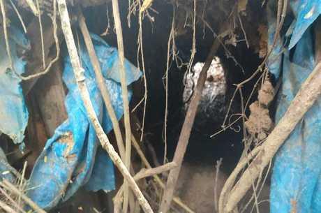 Túnel era usado como esconderijo de traficantes, diz CML