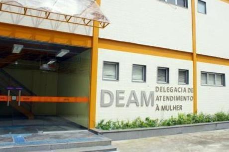 Agentes da Deam participaram da prisão do suspeito