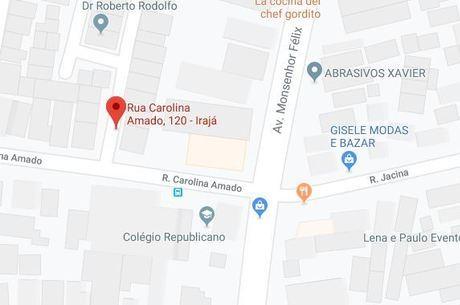 Policial foi encontrado morto na rua Carolina Amado, em Vaz Lobo