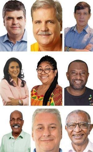 Nove candidatos concorrem à Prefeitura de Caxias