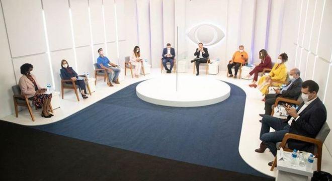 Candidatos discutiram propostas no primeiro debate de 2020
