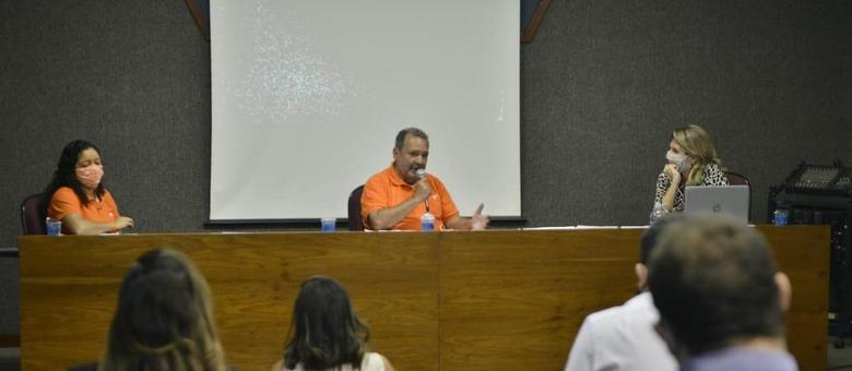 Fred Luz participou de reunião com empresários de Santa Cruz