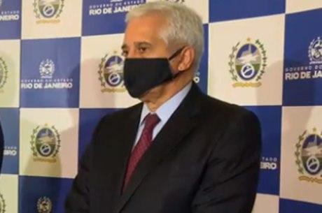 Comte Bittencourt , secretário estadual de Educação do Rio