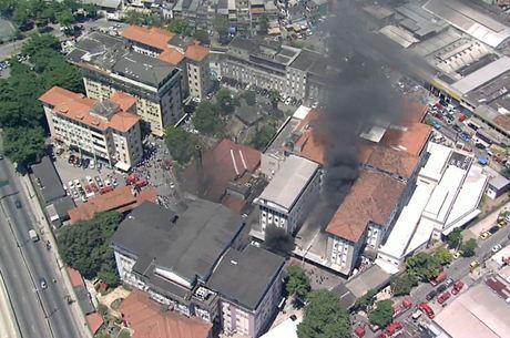 Hospital continua com prédios 1 e 2 fechados