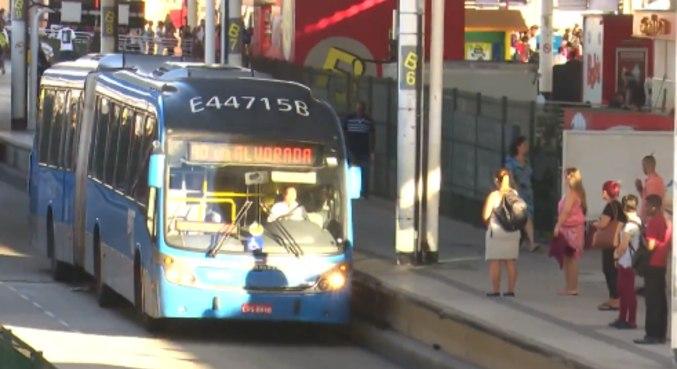 Linha expressa entre Santa Cruz e Terminal Alvorada começa nesta terça-feira