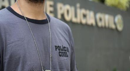 Polícia resgatou idosa em Guaratiba