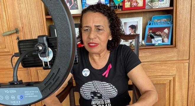 Suêd Haidar concedeu entrevista para representantes de Rio das Pedras