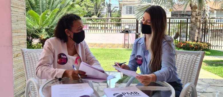 Suêd Haidar deu entrevista