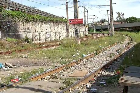 Trens do ramal Belford Roxo seguem viagem até Del Castilho