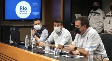 Prefeito do Rio comemora volta do passaporte de vacinação