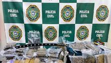 Polícia Civil prende traficante que fazia delivery de drogas em Niterói