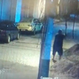 Dono de obra efetuou disparos contra vítima