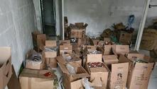 RJ: polícia estoura fábrica clandestina de bebidas na Baixada