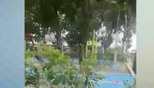 Crianças são baleadas por criminosos na Baixada Fluminense