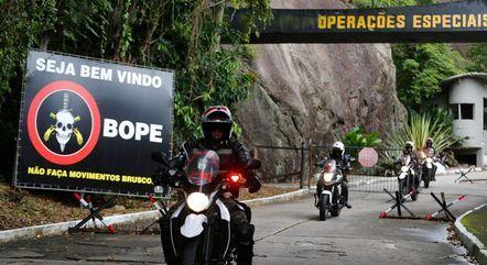 Soldado Vigna estava no Bope desde 2019