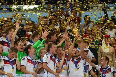 Maracanã foi palco da final da Copa do Mundo de 2014