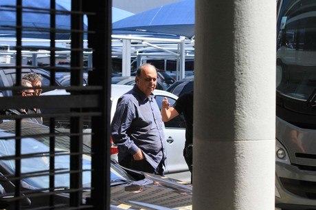 Governador Luiz Fernando Pezão foi preso no Rio