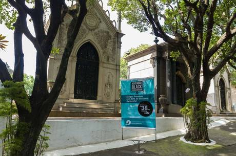 Crematório e Cemitério da Penitência, no Caju, adere à Black Friday