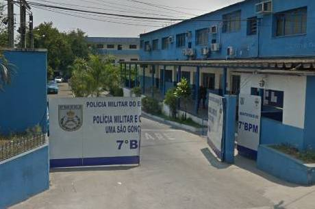 PMs do 7º BPM (São Gonçalo) foram até Hospital verificar o caso