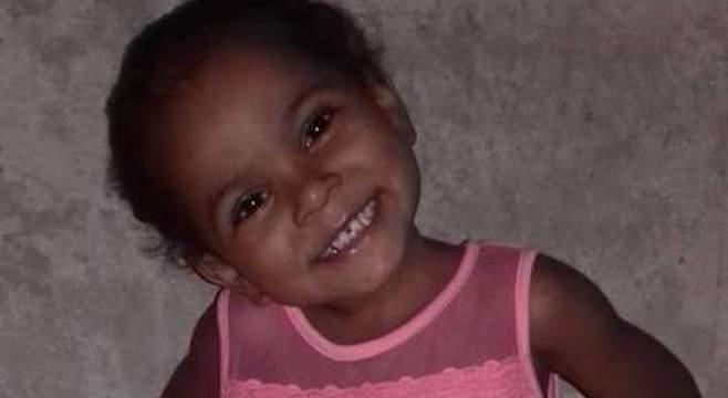 Ketellen Umbelino tinha 5 anos