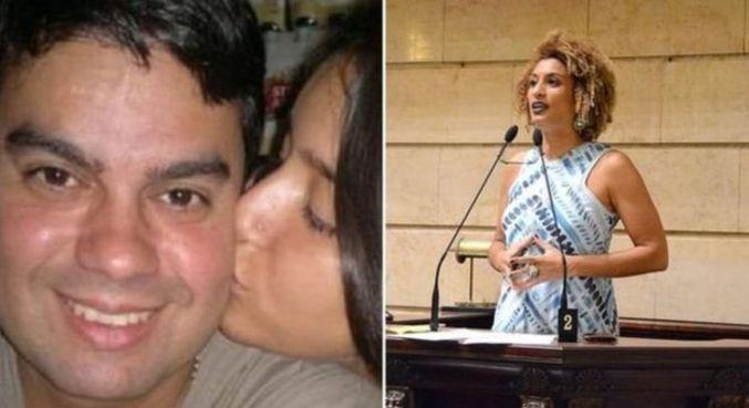 Anderson Gomes e Marielle Franco foram mortos a tiros