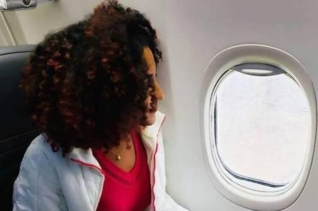 Nath fez primeira viagem internacional após parceria