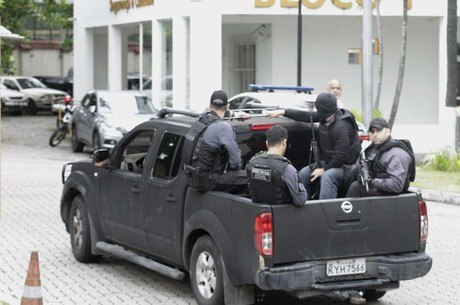 Operação conta com 80 policiais civis